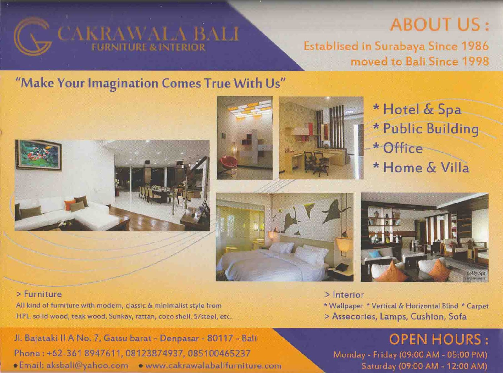 Pabrik Furniture Mebel Di Bali Di Surabaya Angkasa Surabaya