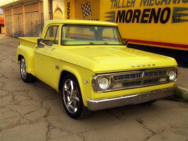 Camionetas Clasicas Dodge D 100