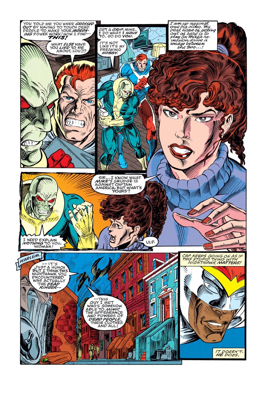 Captain America (1968) Issue #439 #389 - English 12