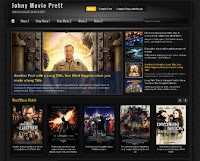 template blogger movie