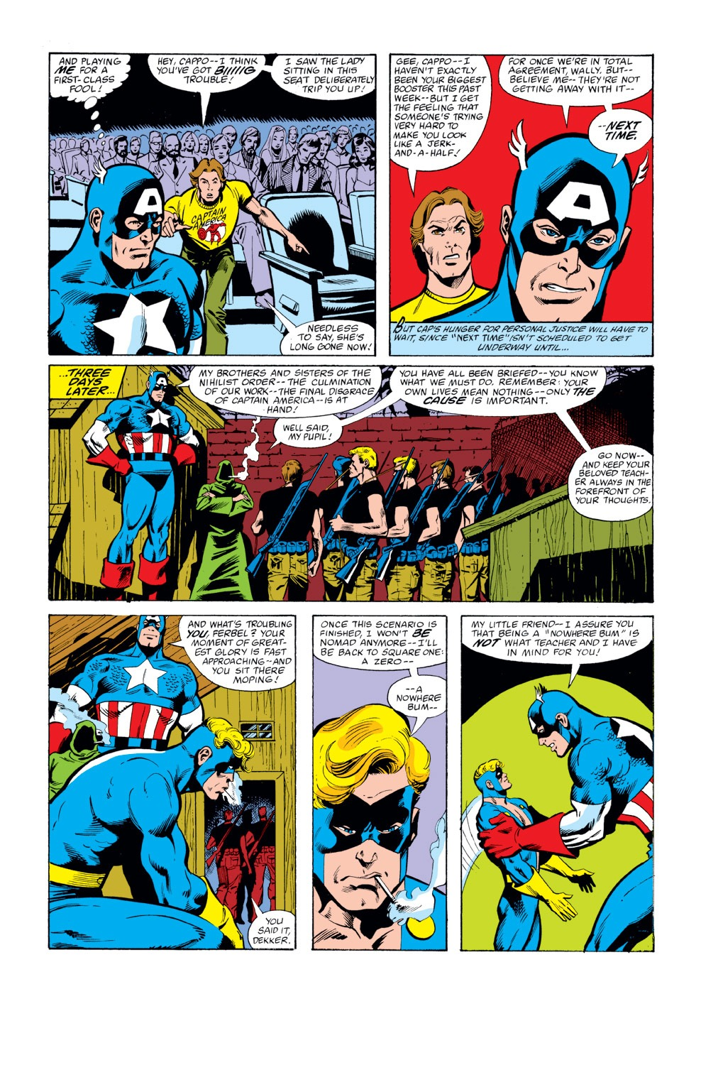 Captain America (1968) Issue #262 #177 - English 13