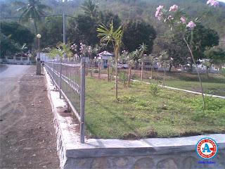 Penggunaan Dana Pemeliharaan Taman Kota Bima Dipertanyakan