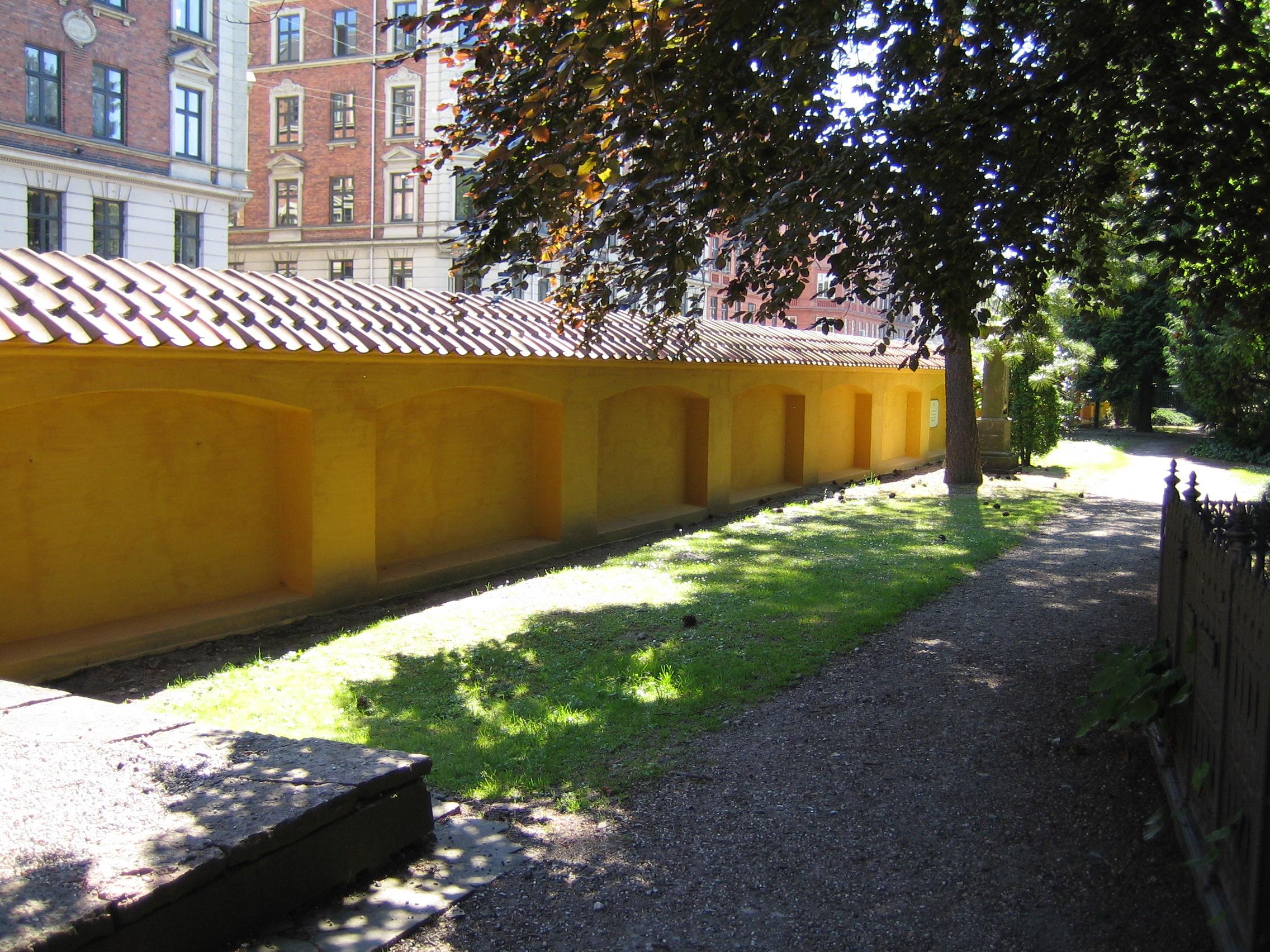 Assistens Kirkegård (Copenhagen, Denmark)