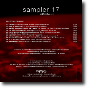 sampler 17 back CD1