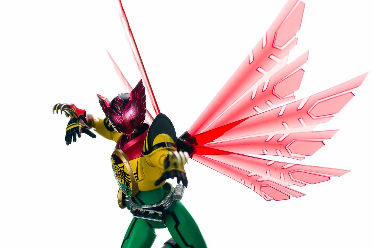 S.H. FiguArts Kamen Rider OOO Super - 389.7KB