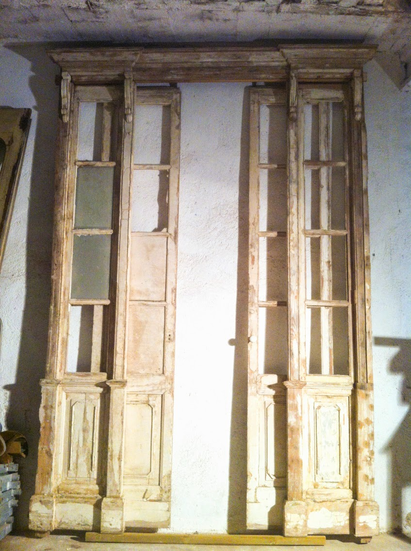 Decoraci n vintage antiguitats baraturantic puerta de for Decoracion puertas vintage