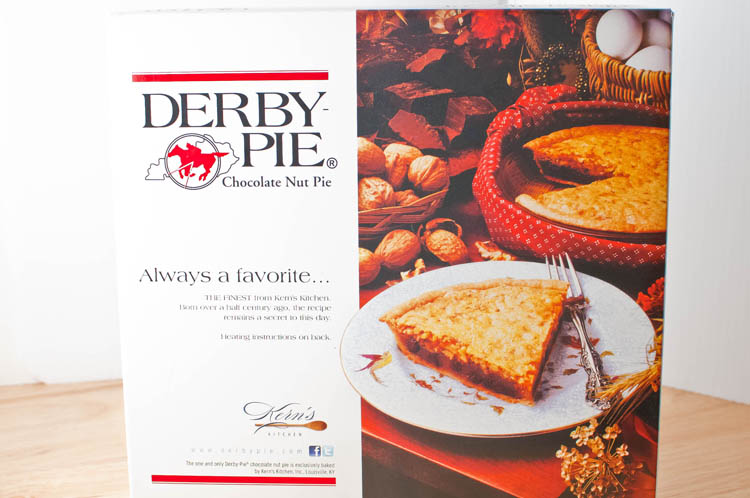 My FIANCE! Likes It, So It MUST Be Good.: Derby Pie Fudge