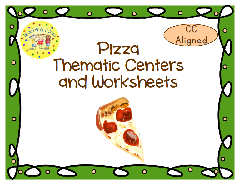 http://www.teacherspayteachers.com/Product/Pizza-Thematic-Centers-and-Worksheets-Common-Core-Aligned-765591