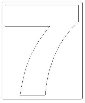Moldes De Numeros Para Imprimir Fotos E Modelos further Moldes De Numeros Para Atividades Ou moreover Confira Melhores Dicas De Moldes De Numeros Para Imprimir likewise Actividades dibujos unir puntos imprimir2 likewise Letras Mayusculas Y Minusculas. on modelos de numeros