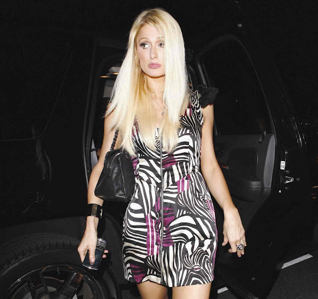 Paris Hilton – Candids in Los Angeles