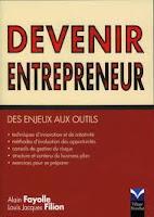 La structure du livre est progressive, les auteurs prenant pour point de départ les situations entrepreneuriales courantes