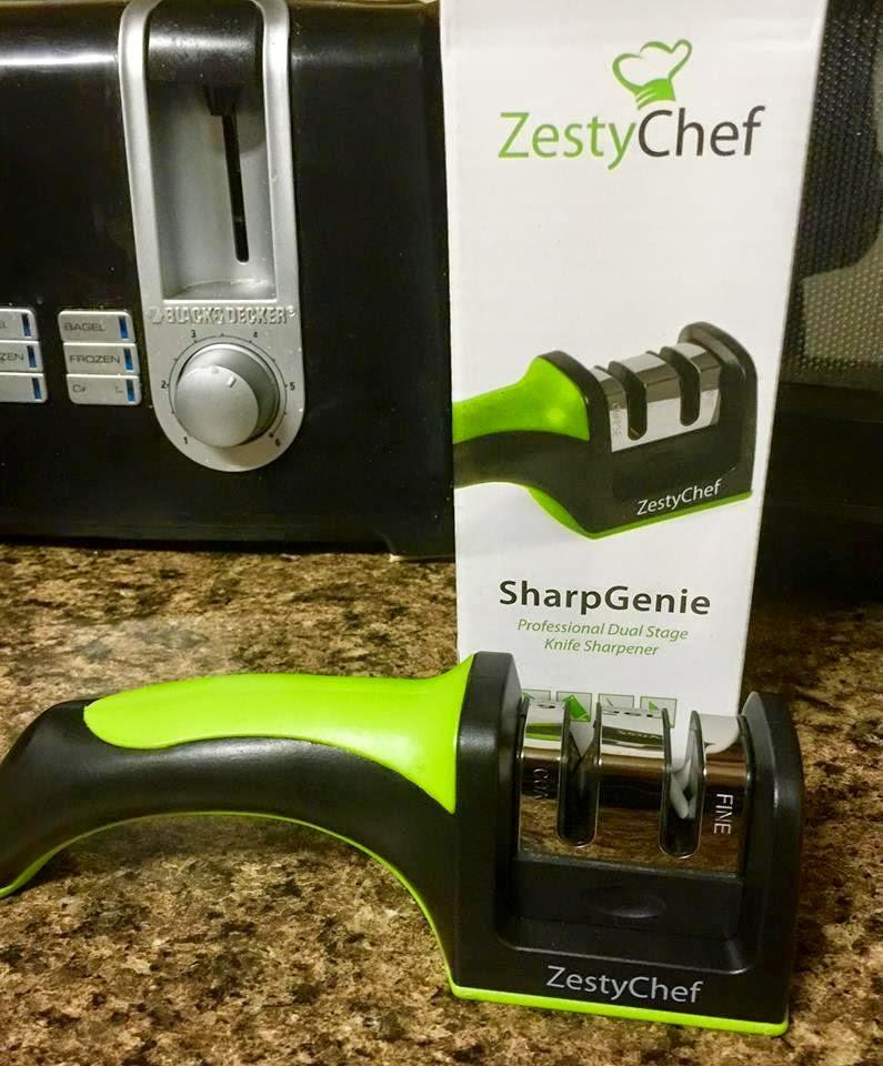life 39 s perception inspiration zesty chef knife sharpener zestychef sharpgenie. Black Bedroom Furniture Sets. Home Design Ideas