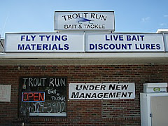 TROUT RUN BAIT & TACKLE