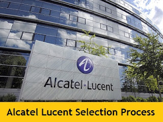 Alcatel Lucent Interview Experience