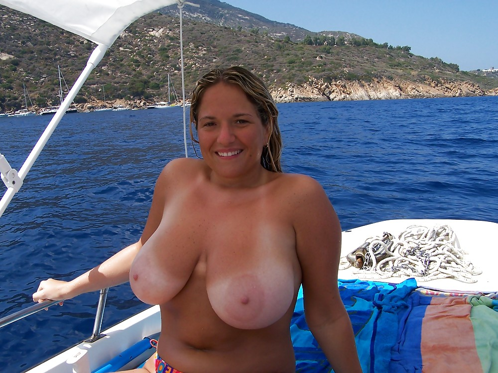 from Ali perfect naked mature on beach