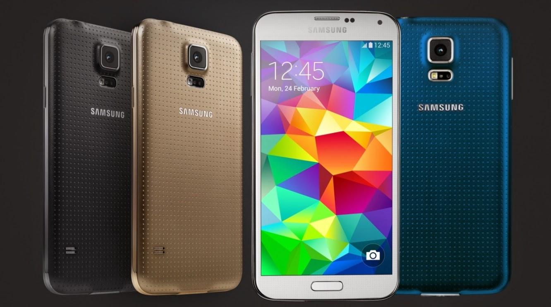 ثغرة خطيرة تسرق بيانات مستخدمي Galaxy S5