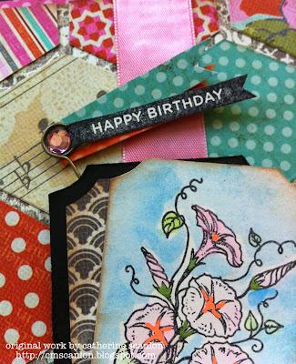 Make + Take in my Studio with Laurel Pollard from NE Paper Crafts
