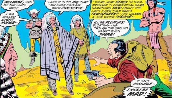 Fantastic Four #139, The Miracle Man