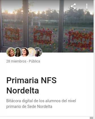 Primaria NFS Nordelta