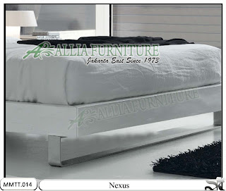 Tempat Tidur Modern Minimalis Nexus 160 X 200