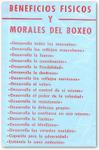 BENEFICIOS FÍSICOS Y MORALES DEL BOXEO