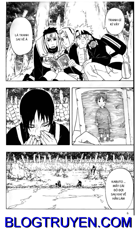 Naruto chap 300 Trang 3 - Mangak.info