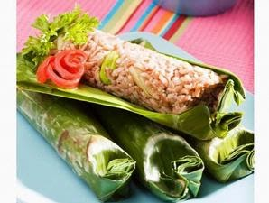 Resep dan Cara Membuat Nasi Bakar Ayam Ikan Teri