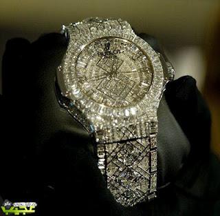 أغلى ساعة في العالم بـ5 ملايين دولار