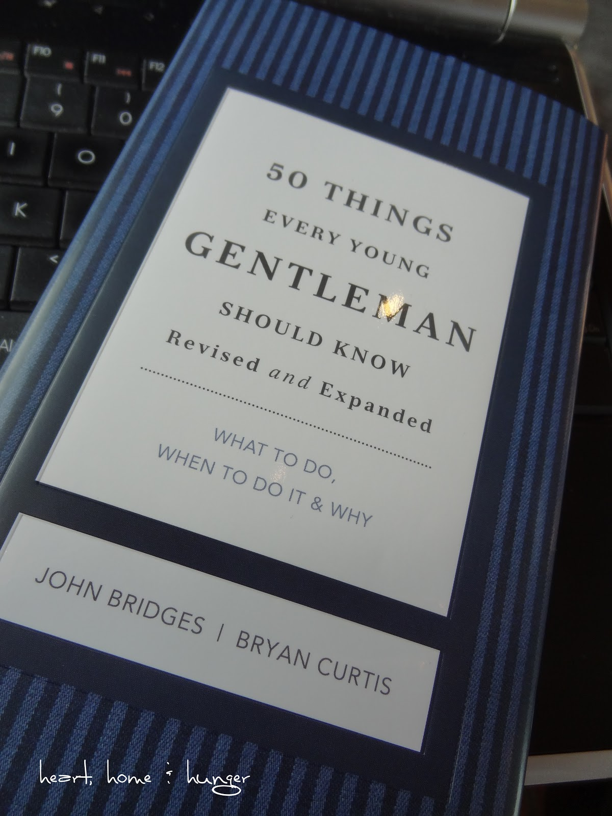 50 Things Every Young Gentleman Should Know - Bridges/Curtis