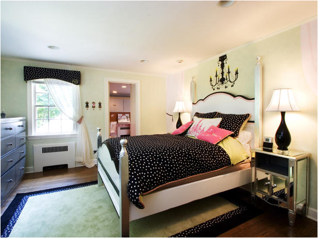 Not pink and beautiful teen girl bedrooms room design ideas - Pics of beautiful room of girls ...