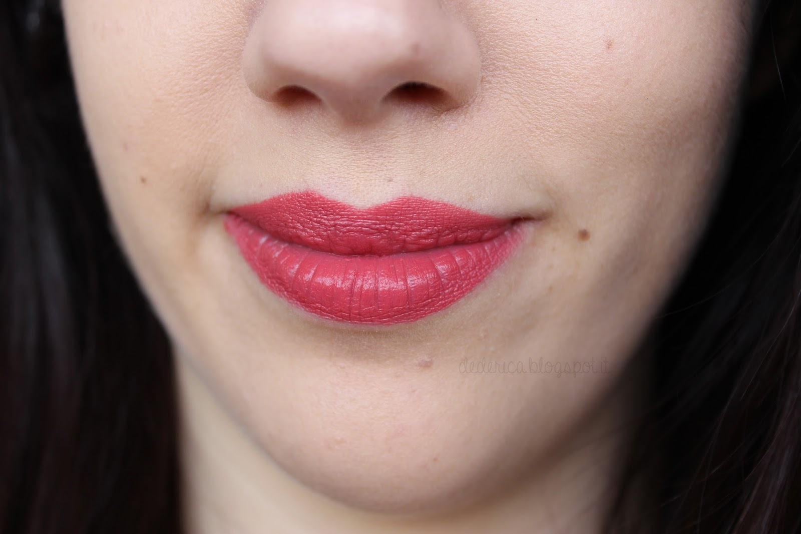 Nabla diva crime lipsticks review swatches dederica - Rossetto mac diva ...