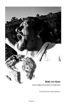 ESTO NO RIMA, antología de poesía indignada.