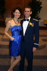 my handsome 1st lieutenant