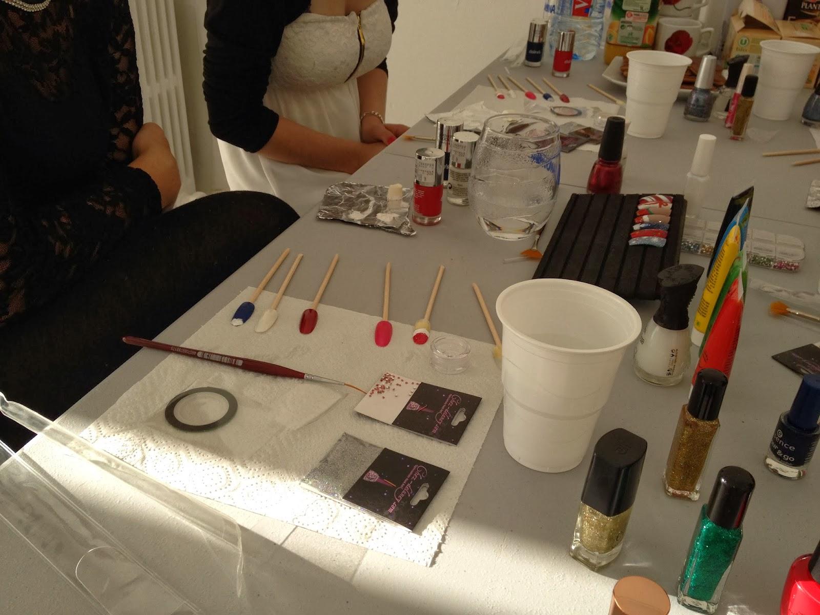 Ateliers nail art Décembre et Janvier3