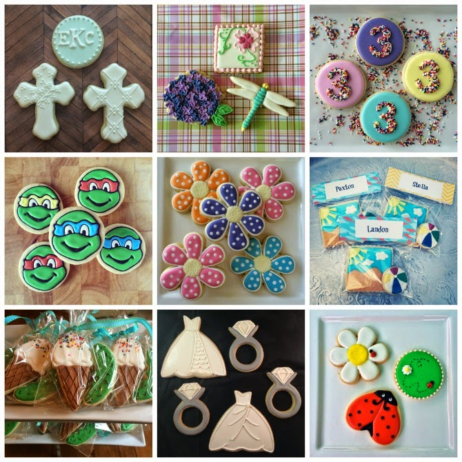 The Holland House: Baking Lately-  Cookies