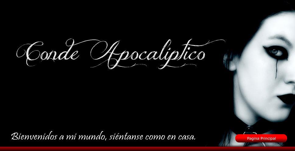 Conde Apocalíptico