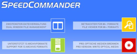 untuk panduan mendownload speedcommander dari situs resminya