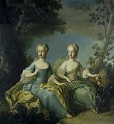 Maria Antonia und Maria Josepha