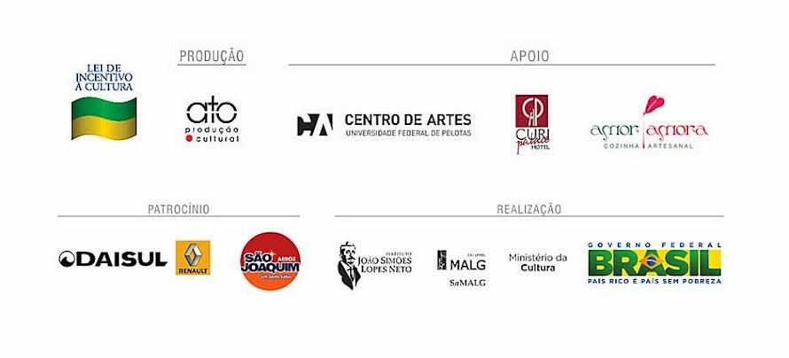 Instituições e Empresas Patrocinadoras