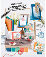 Stampin' Up! ® Idea Book & Catalogs