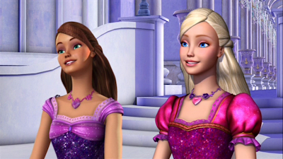 Barbie as Princess Liana and Alexa