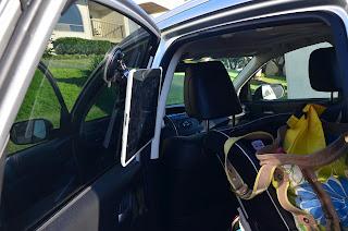 iMagnet in the car