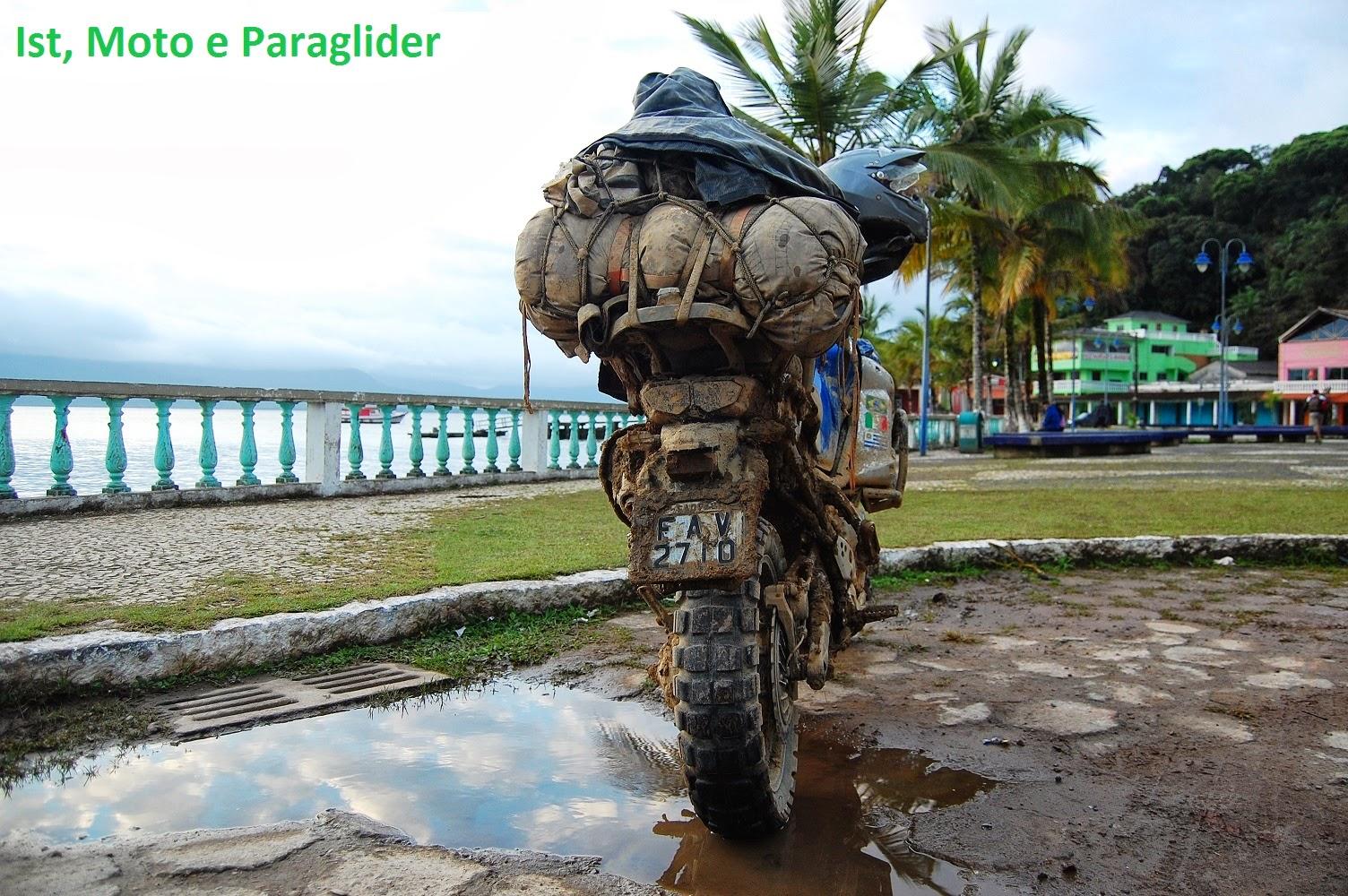 Ist, Moto e Paraglider