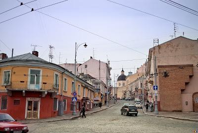 Czerniowce ulice