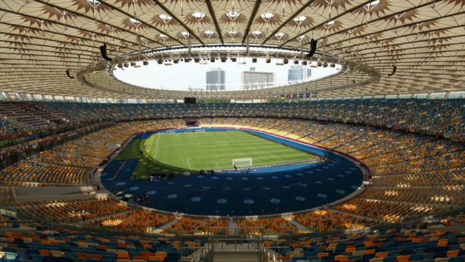 Olympic Stadium, Kyiv, Ukraine, Euro 2012 Poland & Ukraine - Final - Italy vs Spain