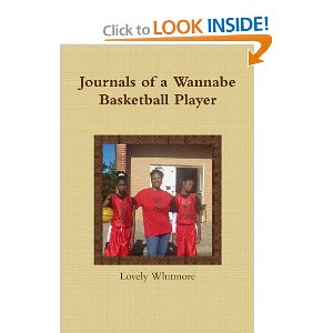 Wannabe Basketball Player by Lovely Whatmore