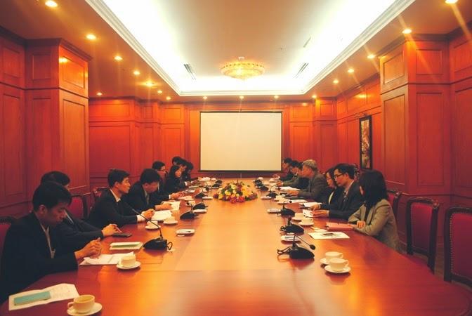 Việt Nam và Hàn Quốc tăng cường hợp tác trong các dự án khoa học và công nghệ