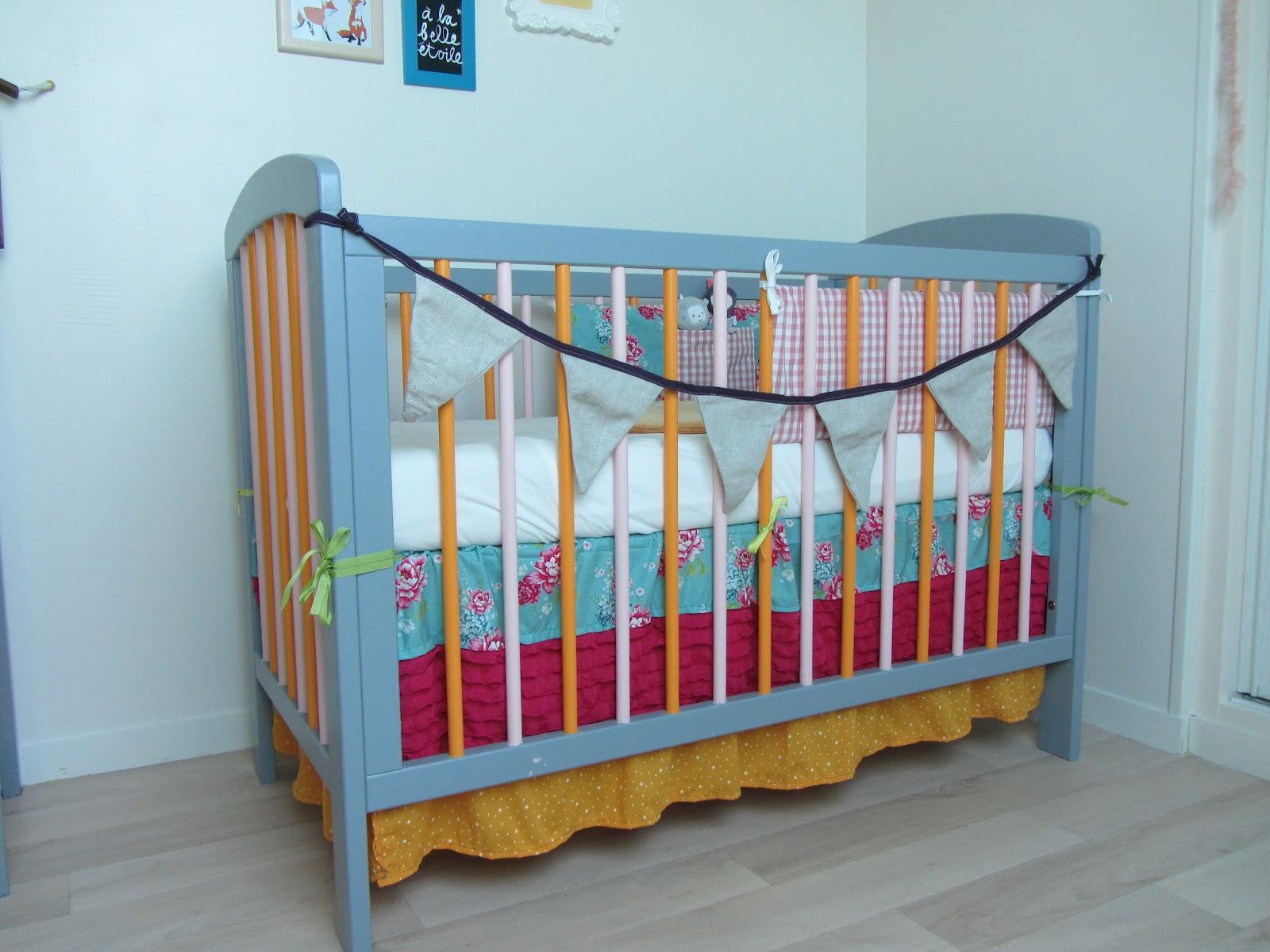 les scraps de morgane la chambre de b b. Black Bedroom Furniture Sets. Home Design Ideas