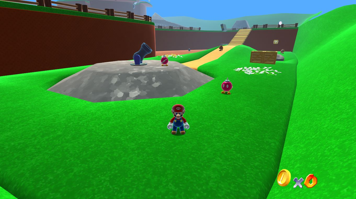 Super Mario 64 Games download free Campion