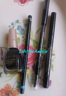 The Brand. The Product #1: Lakme eye liners image